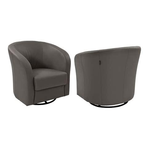 swivel accent chairs delia gray swivel accent chair el dorado furniture