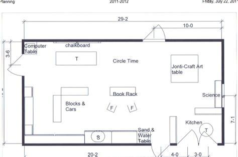 preschool floor plan template preschool once again july 2011