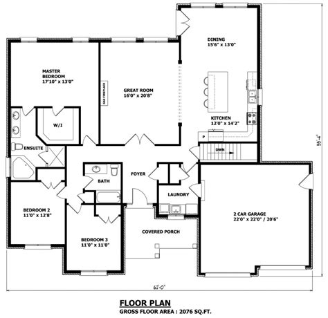 canadian bungalow floor plans bungalow floor plans canada craftsman bungalow house plans