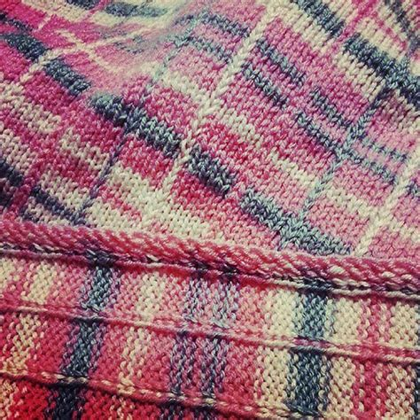 tartan knitting 17 best images about tricot tartan tartan knitting on