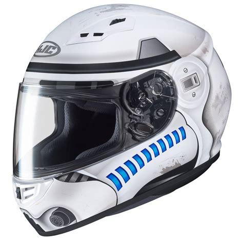 Motorradhelm Star Wars by Hjc Cs 15 Stormtrooper Star Wars Helmet Chion Helmets