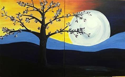 paint nite couples couples paint date byo wine paint