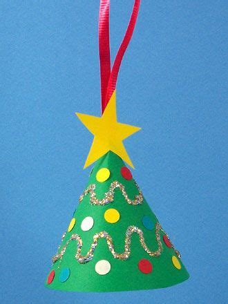 paper cone tree craft 1000 ideas about tree crafts on