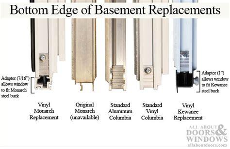 monarch basement windows replacement basement windows replacement window inserts