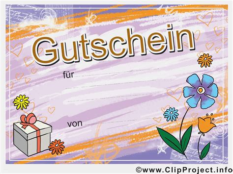 Der Besondere Garten Gutschein by Gutschein Vorlage Geburtstag Ausdrucken Kostenlos H 252 Bsch