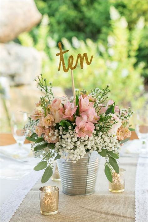 inexpensive table centerpieces best 25 inexpensive wedding centerpieces ideas on