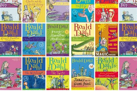 pictures of roald dahl books how much do you remember about roald dahl s books put