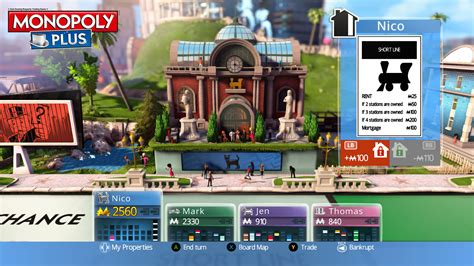 for pc from hasbro ubisoft monopoly plus