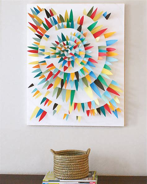3d craft projects 50 beautiful diy wall ideas for your home