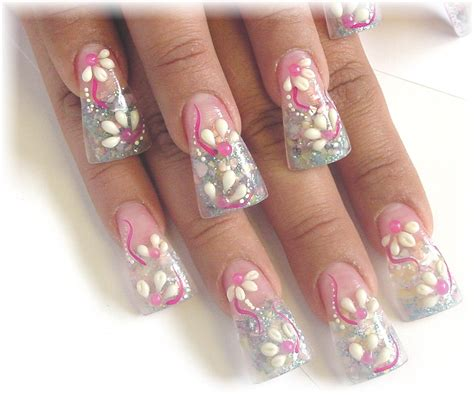 acrylic paint nail tips acrylic nails designs with looks picsy buzz