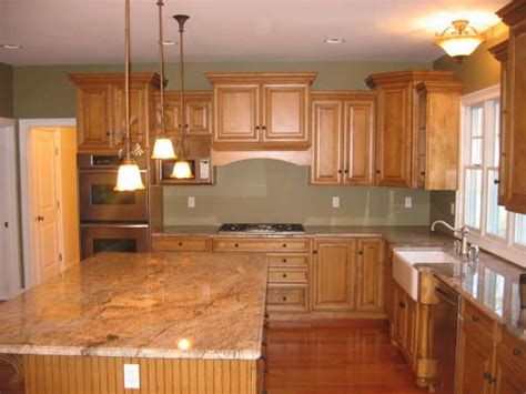 wood cabinets kitchen design new home designs homes modern wooden kitchen