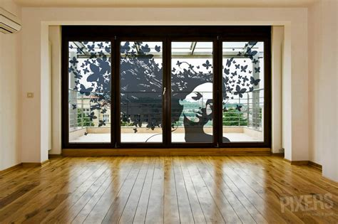 Butterfly Wall Murals 7 impressive window stickers that will make you say quot wow