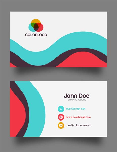 free downloads for card 30 free business card psd templates mockups design