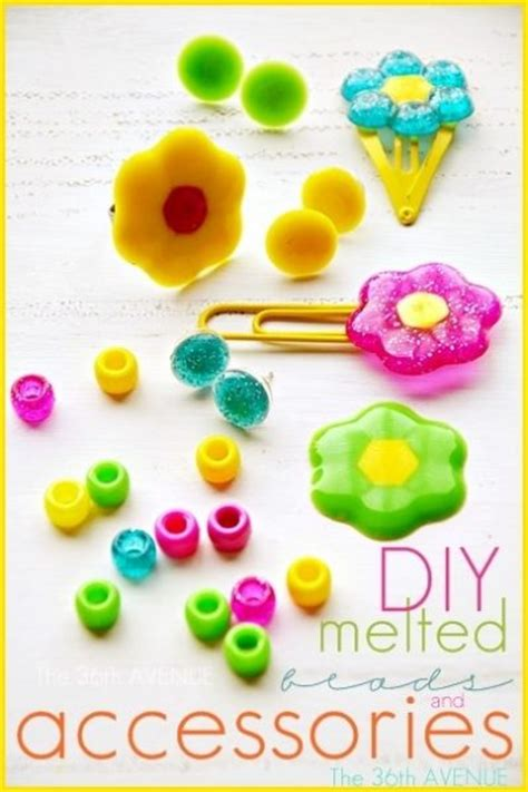 how to make melted bead melted pony crafts car interior design