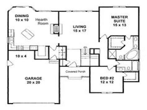 square floor plans for homes simple square house floor plans 1400 square foot home plans 1400 square foot bungalow plans