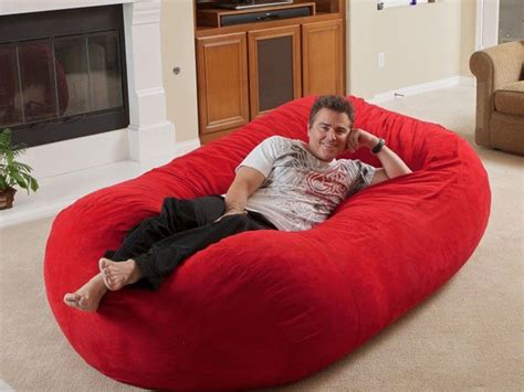 Price Of Bean Bag Chairs by How To Make A Bean Bag Ebay