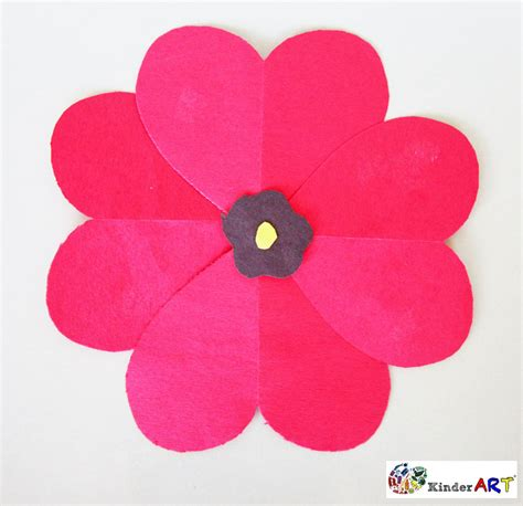 poppy crafts for poppies veterans remembrance day november