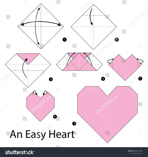 how to make a origami step by step origami easy steps comot