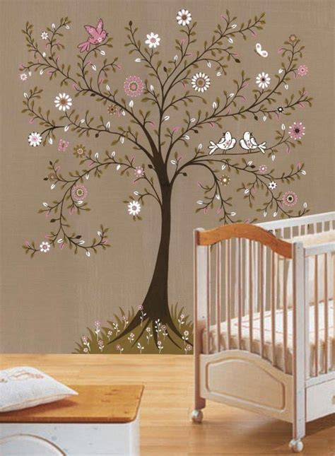 painting wall murals how to paint a tree mural the wall