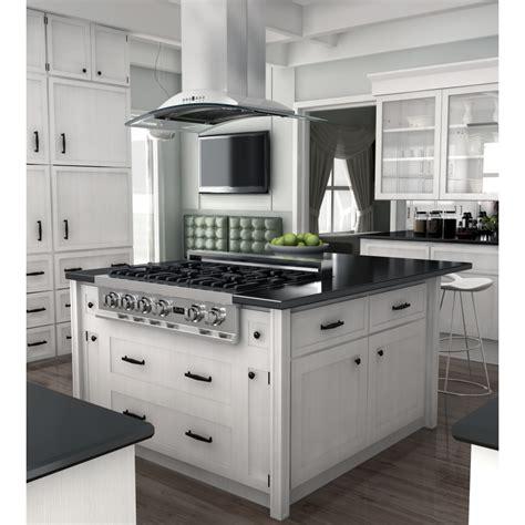 kitchen island range hoods zline 30 quot island range gl9i 30 the range store