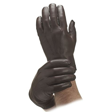 brown leather gloves mens s brown unlined leather gloves leather gloves gloves