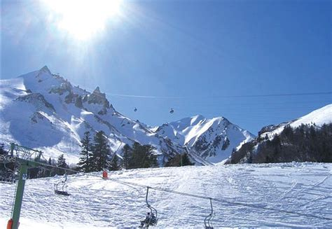 station de ski le mont dore massif central puy de d 244 me vacances