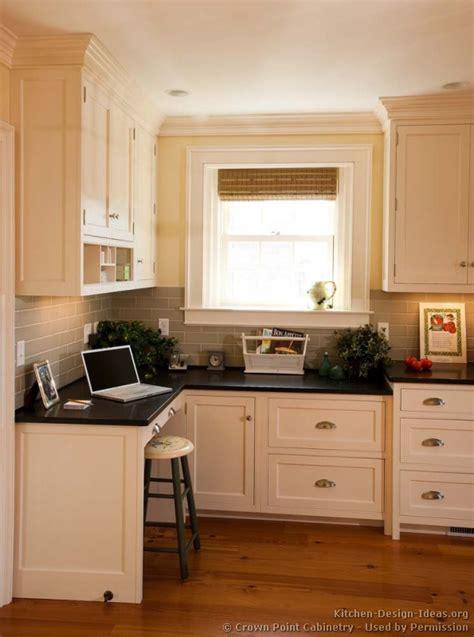 kitchen corner desk kitchen cabinet desk ideas pictures of kitchens