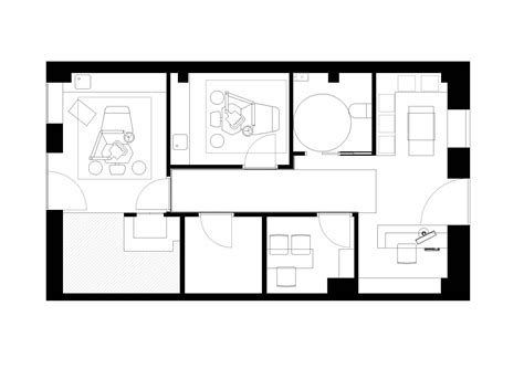 dental clinic floor plan design gallery of dental clinic nan arquitectos 16