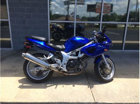 2002 Suzuki Sv650s by 2002 Sv650s Motorcycles For Sale