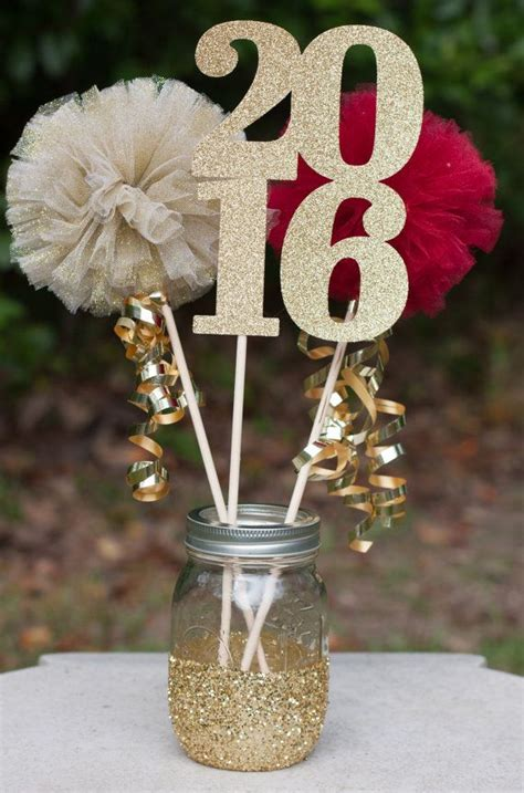 banquet centerpieces for tables 25 best ideas about graduation centerpieces on