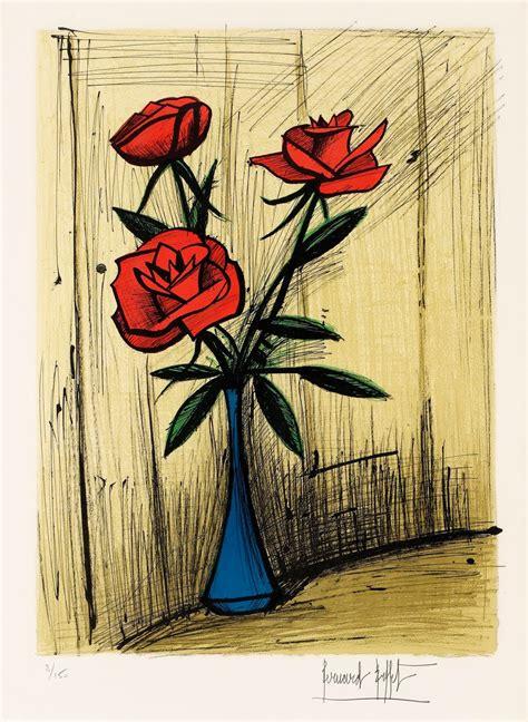 bernard buffet paintings expressionism bernard buffet s flowers for your