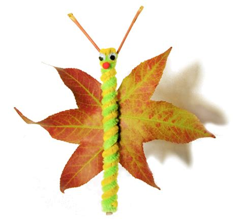 leaf crafts projects butterfly craft ideas free butterfly crafts for