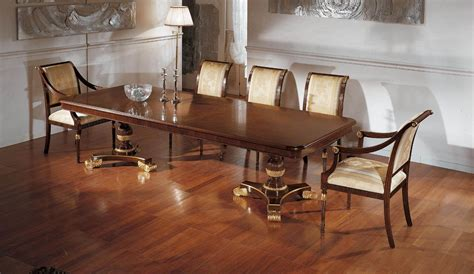 italian dining table formal italian dining table chairs mondital