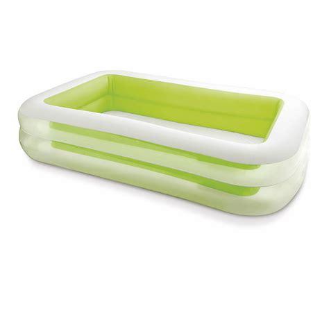 piscine hors sol autoportante gonflable intex l 2 62 x l 1 75 x h 0 56 m leroy merlin