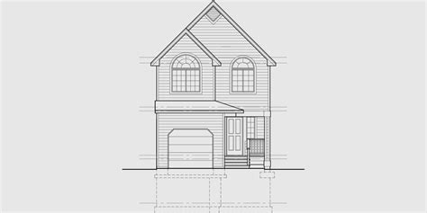 narrow lot house plans with basement 28 narrow lot house plans with basement 9 beautiful
