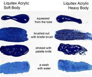 how to paint acrylic without brush strokes liquitex soft acrylics jackson s