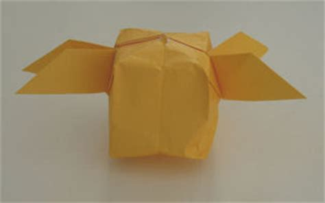 origami snitch fashion and golden snitch craft and a snape r doll