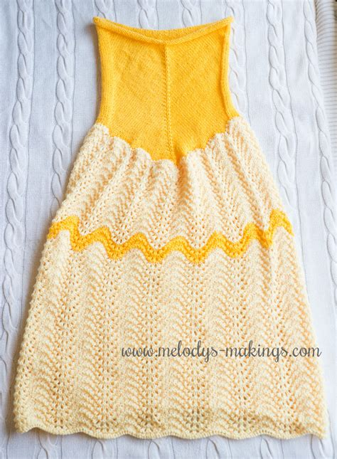 princess knitting pattern princess dress blanket free pattern melody s makings