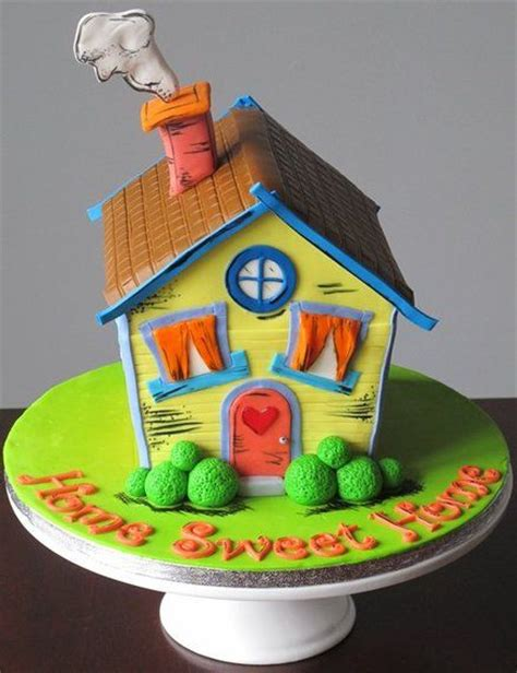 home cake decorating inspirational cake decorating ideas for house warming