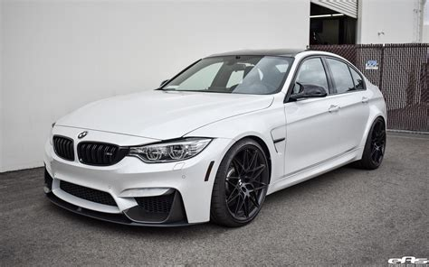 Mineral White Bmw by A Mineral White Bmw M3 Zcp Gets M Performance Parts Installed
