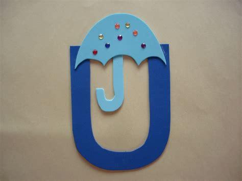 letter a crafts for letter u crafts preschool and kindergarten