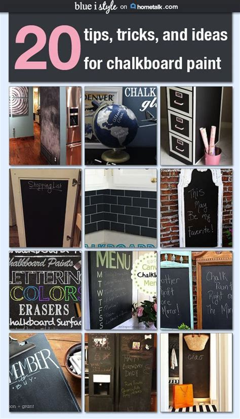 chalk paint tips and tricks diy with style tips tricks for using chalkboard paint