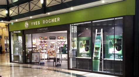 magasin yves rocher serris