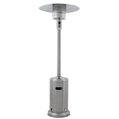 heaters for patio gardensun 41 000 btu stainless steel propane patio heater