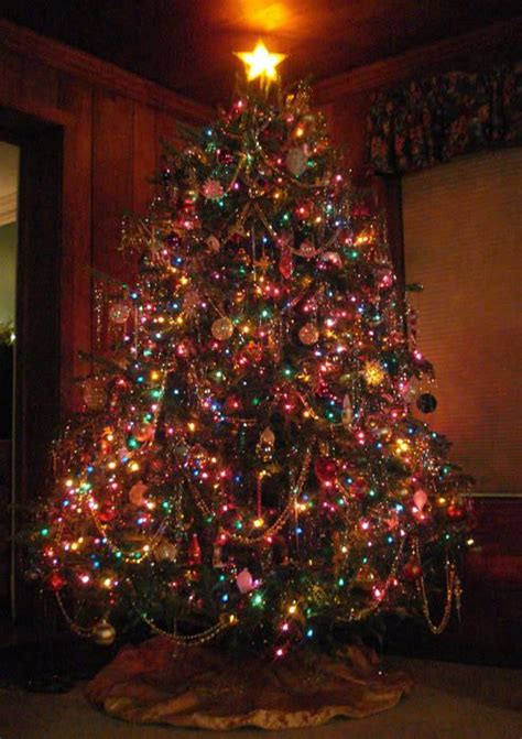 tree with lights and decorations 25 unique colorful tree ideas on