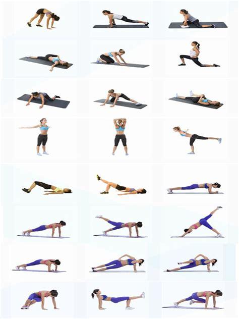 ejercicios para ponerse en forma en casa 50 mejores cuerpo peso ejercicios para las mujeres a