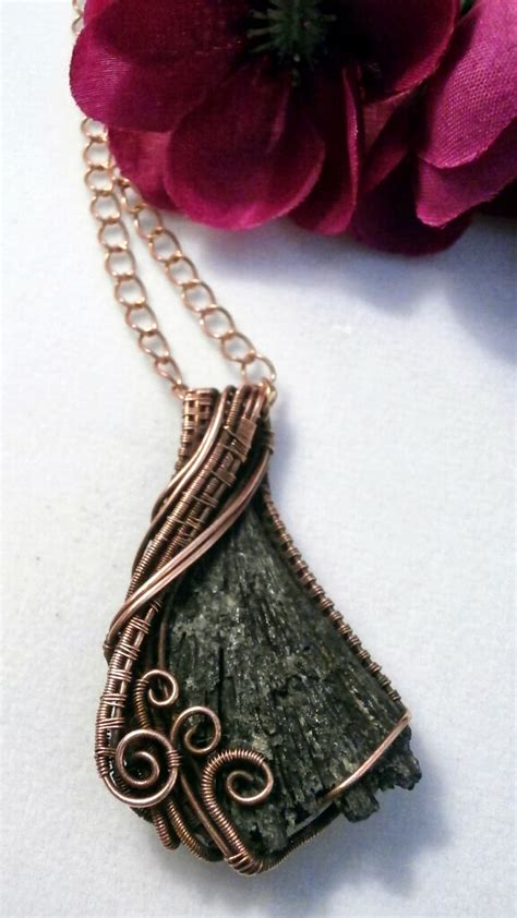unique pendants for jewelry perfectly twisted handmade wire wrapped beaded and