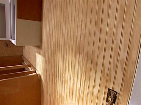 what is bead board how to install beadboard paneling how tos diy