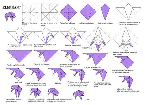 origami pdfs the 25 best ideas about origami elephant on