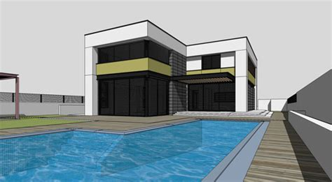 home design 3d vs sketchup home design 3d vs sketchup of ms house at dusk part